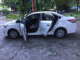 rent a car manila