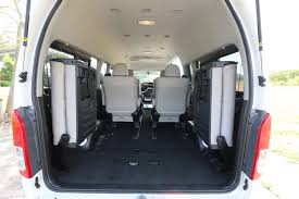 super grandia van for rent manila