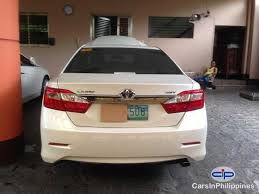 toyota camry for rent manila