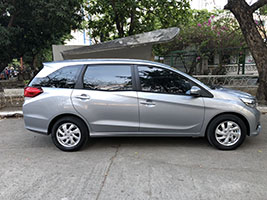 rent a car manila mpv
