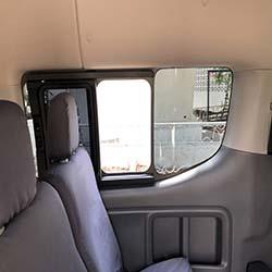 NV350 2nd row seats www.carrentmanila.com