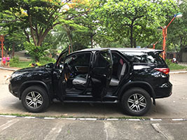rent a car self drive suv