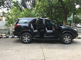 rent a car self drive suv