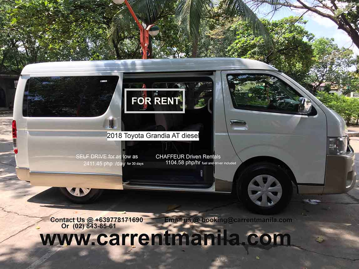 5f82729eb5 Car For Rent Manila self drive or with a driver - rent a car manila ...