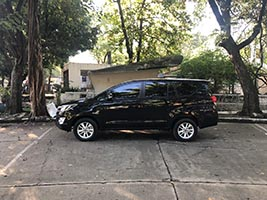 rent a car manila auv