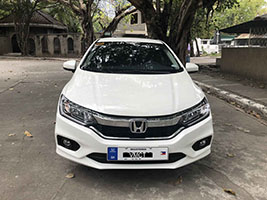 2018 Honda City E Cvt At For Rent Self Drive Or With Driver