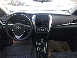 all new toyota vios for hire