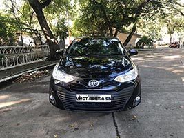 toyota vios 2018 front view